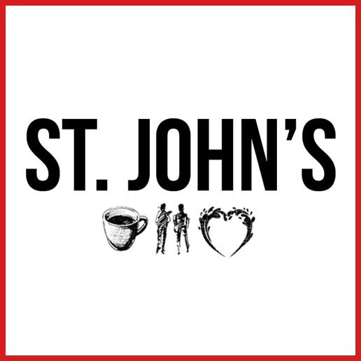 Dinner at St. John's Shelter